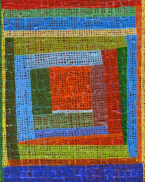 Irresponsible Square Pattern