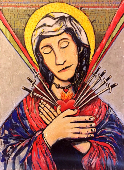 Mary of Seven Sorrows