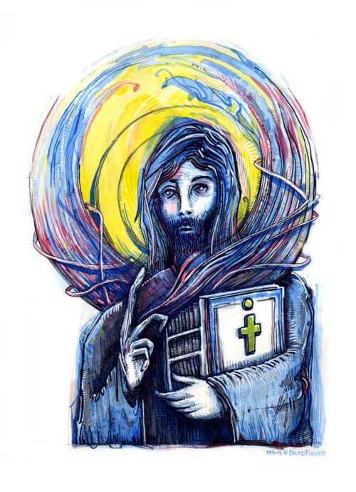 Jesus H. Saladfinger